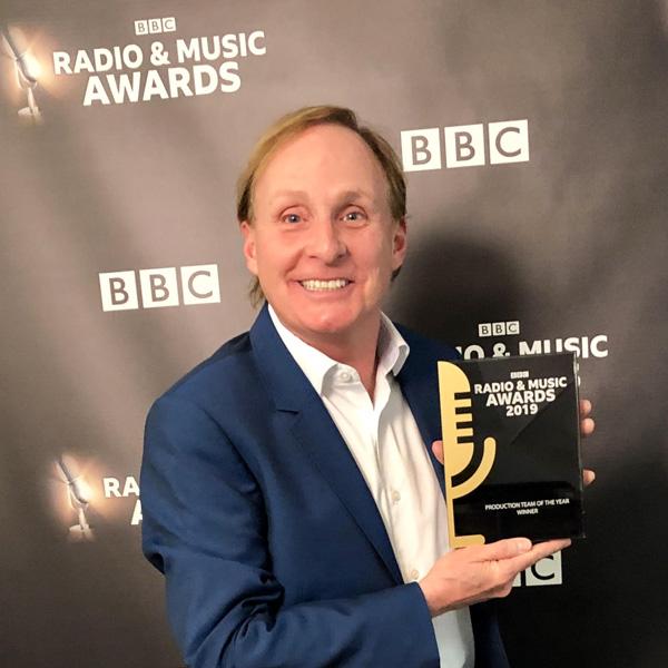 paul radio music Awards