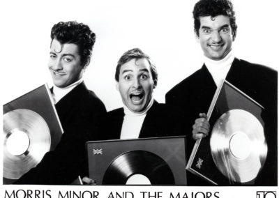 Morris Minor and the Majors gold discs Edit